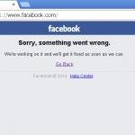 فیس بوک و اینستاگرام از دسترس خارج شدند