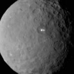 نور های عجیبی در سیاره کوتوله سرس دیده شدند