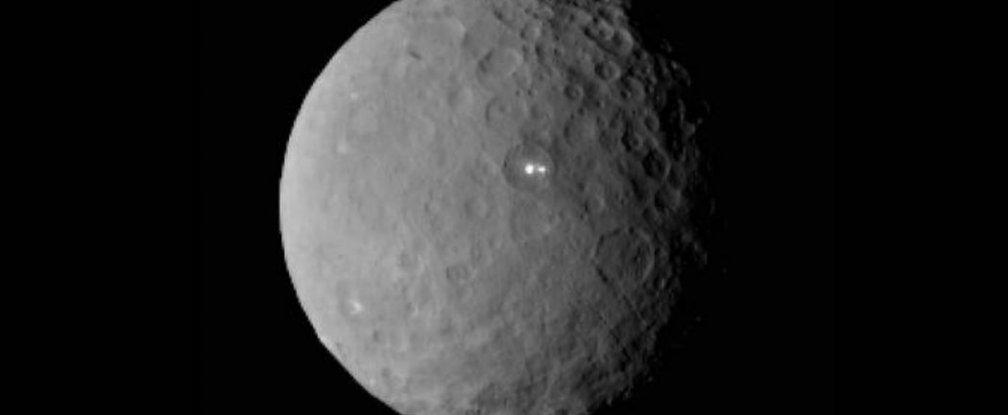ناسا سیارک سیاره سرس