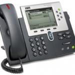 کانفیگ تلفن ویپ سیسکو 7961 IP-Phone